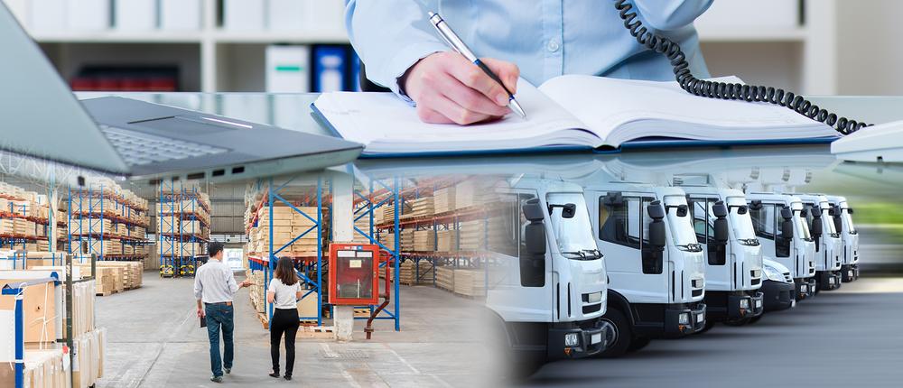 In der Welt des Großhandels darf ein Onlineshop mit Anbindung an die Logistik nicht fehlen.
