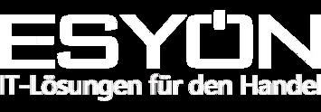 Logo der Firma ESYON - IT-Lösungen für den Handel