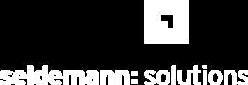 Logo der Firma Seidemann: Solutions