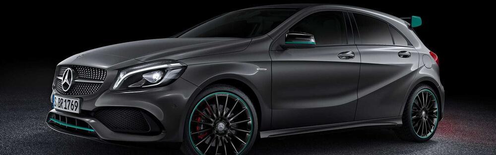 A-Klasse von Mercedes-Benz