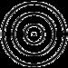 Icon einer Zielscheibe