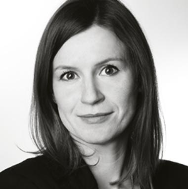 Portrait von Caroline Helbin