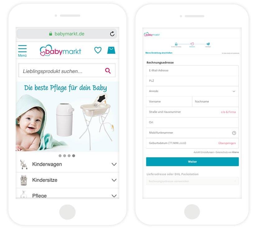 """Wie """"babymarkt.de"""" seinen Warenkorbwert um 10% steigern konnte"""