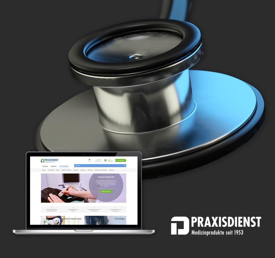 Praxisdienst medical device manufacturer